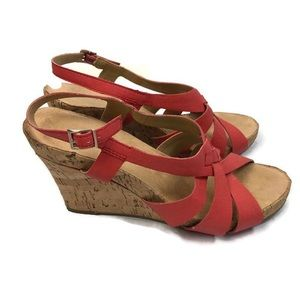 A2 by Aerosols Women's Coral Strappy Sandals 10